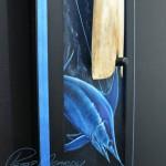 Swordfish Bill, Sworfish Bill art, Swordfish Bill design