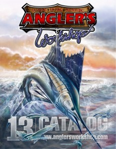 Peter Agardy Sailfish Target Acquired